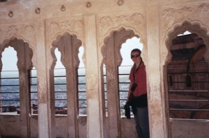 Audio Guide at the Mehrangarh Fort