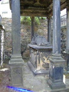 Tomb of Mrs J A MacDowall & W L Gilmour, Edinburgh, Scotland