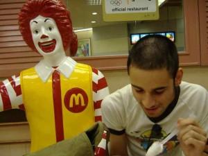 Matt & Ronald